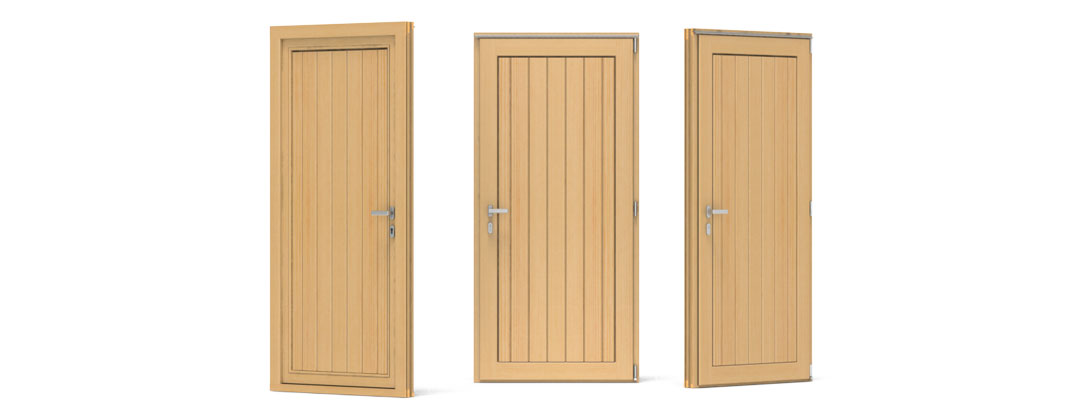 NORTH Collection – Panelled Doors